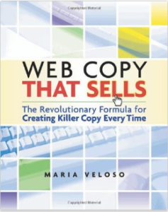 Graphic cover web copy book